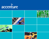 Capabilities booklet for Accenture