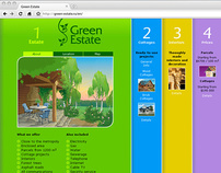 Green Estate Website