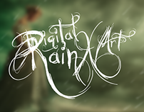 Digital Rain - Art