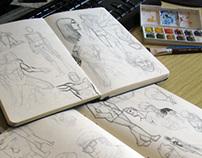 Skecthbook 2012