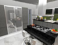 kitchen Model (Option 2)