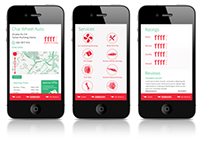 Carama Website Design (BP) - Freelance Project