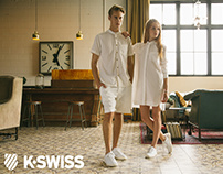 K-SWISS 50 YEAR ANNIVERSARY COLLECTION