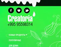 Creatorica - trees