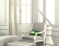 Décoration interieur - Hotel