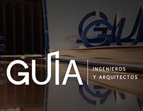 BRANDING: GUIA, Ingenieros y Arquitectos SRL.