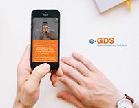 e-GDS Website