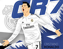 CR7_LOW POLY ART (Personal Project)