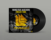 Manse Ft. Alice Berg - Freeze Time [Unofficial Artwork]