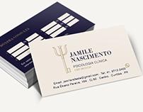 Jamile Nascimento - Psychologist