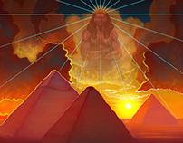 Pharaoh's Dusk
