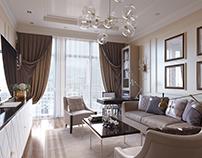 Very pleasant apartment.