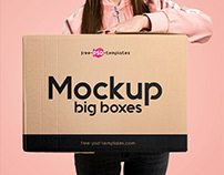 BIG BOXES MOCKUPS