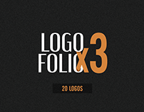 LOGOFOLIO x3
