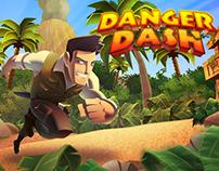 Danger Dash - UI