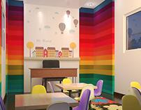 kindergarten interior