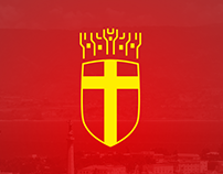 Messina City New Logo / Identity 2017