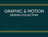 Graphic and motion design collection