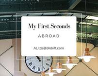 Personal Travel Blog -  A Little Bit Adrift