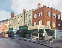 London Street/