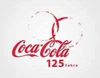 125 years Coca-Cola
