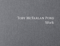 BOOKS – TOBY MCFARLAN POND