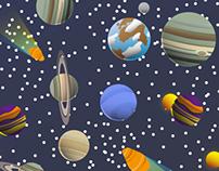 Cosmos Pattern