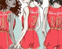 Volcano Girls