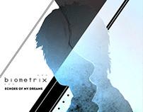 Biometrix official album and Facebook timeline artwork