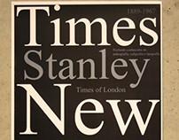 Stanley Morison - Poster