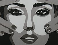 Jessica Alba Portrait