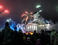 New year 2013 @ Helsinki