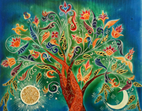 Paintings, Inspired by Sacred Texts