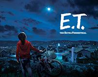 E.T.'s 35th Anniversary