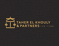 Taher Elkhouly law firm logo