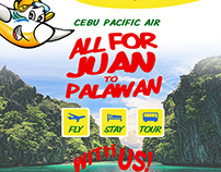 Fly, Stay, Tour Promo - Cebu Pacific