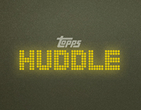 Topps Huddle — Football Game and News (iOS App)