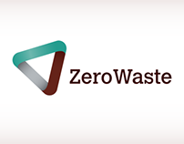 ZeroWaste - RIT Recycling Campaign Re-Design