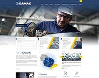Gamak Web Design