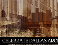 Celebrate Dallas Architecture