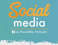 Social Media - Las Pescadillas Nichupté