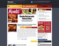 Mambo Restaurant (blog site)