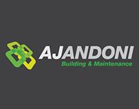 AJ Andoni Building & Maintenance Logo