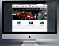 Cadillac North America - Merchandise E-Commerce Website