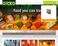 Diced Food