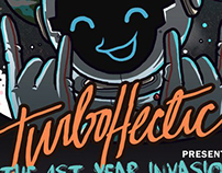 1ST YEAR ANNIVERSARY OF TURBOHECTIC