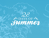 Veet 28 Days of Summer Hub - Cleo Website Integration