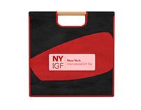Commemorative Tote Bag for NYIGF