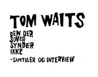 Book cover - Tom Waits