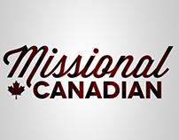 Missional Canadian Logo Design